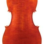 Jay Haide Superior Cello back