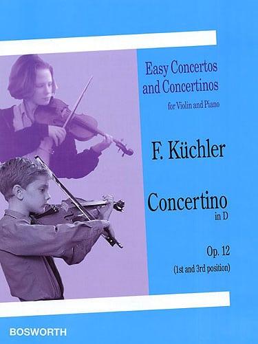 Kuchler Concertino in D Op.12