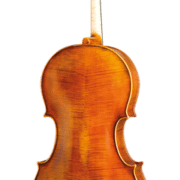 Paesold PA605 Cello back