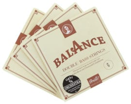 Presto Balance Orchestra Double Bass Strings
