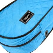 BAM Hoody for Hightech Contoured Violin case blue detail
