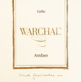 Warchal Amber Cello D string