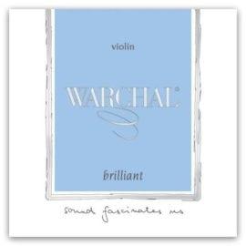Warchal Brilliant Violin String set