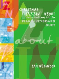 Christmas Jazzin' About Piano duets