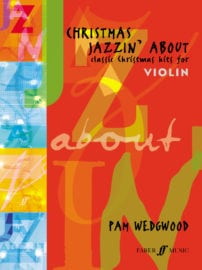 Christmas Jazzin' about Violin