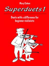 Superduets Violin book 1