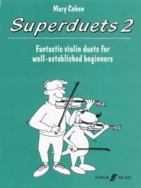 Superduets Violin book 2