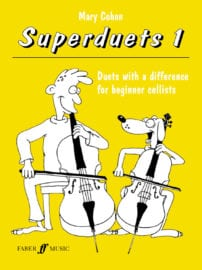 Superduets Cello book 1