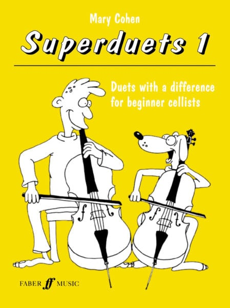 Superduets Cello book 1