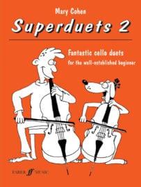 Superduets Cello book 2