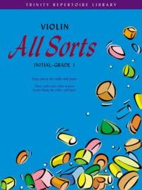 Violin All sorts (Initial-Grade 1)