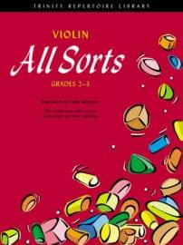 Violin All sorts (Grades 2-3)