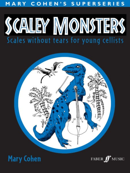Scaley Monsters for cello