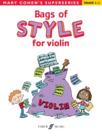 Bags of Style for Violin - Mary Cohen