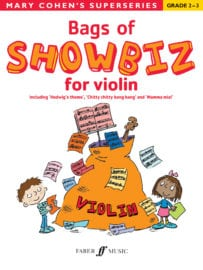 Bags of Showbiz for Violin - Mary Cohen