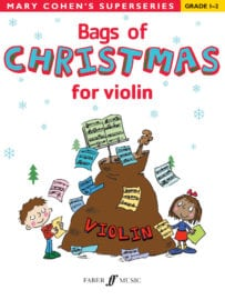 Bags of Christmas for Violin - Mary Cohen