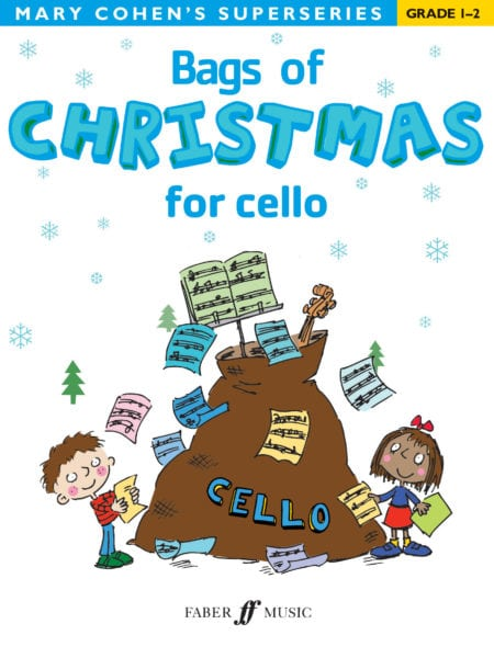 Bags of Christmas for Cello - Mary Cohen