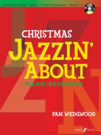 Christmas Jazzin' About Piano