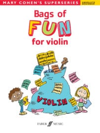 Bags of Fun for Violin - Mary Cohen