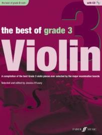 The Best of Grade 3 Violin