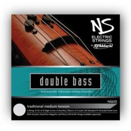 D'Addario NS Electric traditional Double Bass D string