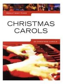 Really Easy Piano Christmas Carols