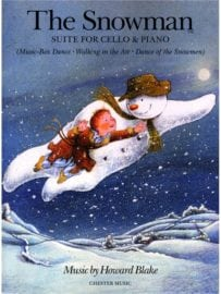 Snowman Suite for Cello and piano