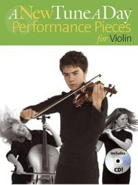 New Tune A Day Violin Performance Pieces