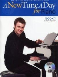 A New Tune a day Piano book 1