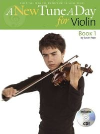 New Tune a day Violin book 1