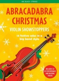 Abracadabra Christmas Violin Showstoppers