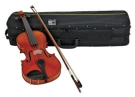 Gewa Aspirante Marseille Violin outfit