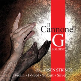 Larsen Il Cannone Soloist Violin G string