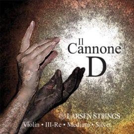 Larsen Il Cannone Violin D string