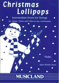Christmas Lollipops Duets for strings