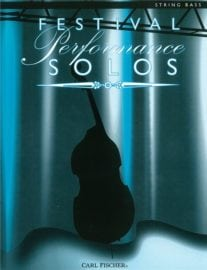 Festival Performance Solos for Double Bass