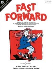Fast Forward for Violin - Colledge