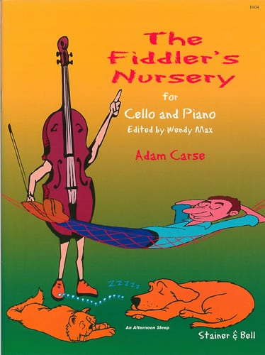 Fiddler's Nursery for Cello