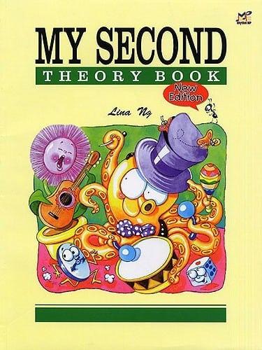 My Second Theory Book - Lina Ng