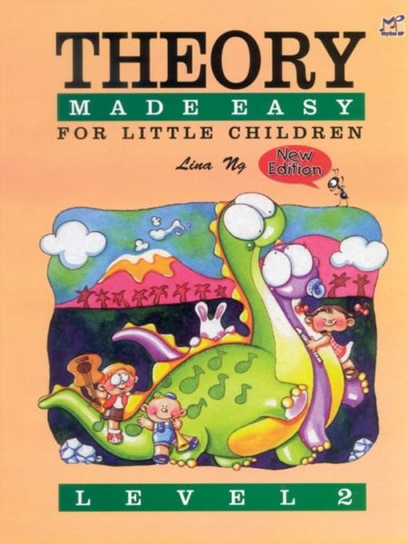 Theory of Music for Little Children Level 2