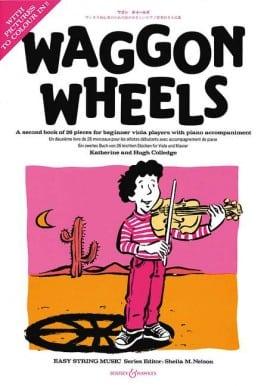 Waggon Wheels for Viola