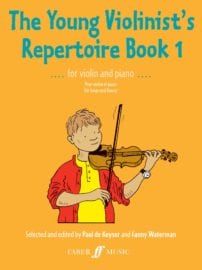 Young Violinist's Repertoire Book 1