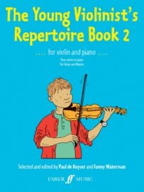 Young Violinist's Repertoire Book 2