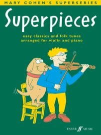 Superpieces - Mary Cohen