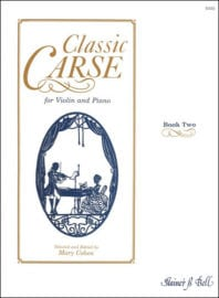 Classic Carse Violin Book 2
