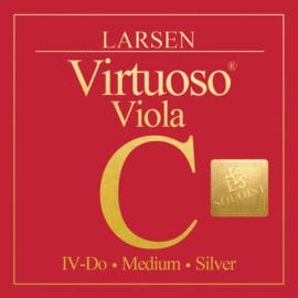 Larsen Virtuoso Soloist Viola C string