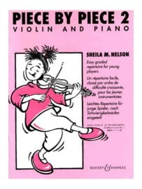 Piece by Piece Violin 2 - Sheila Nelson