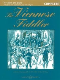 The Viennese Fiddler arr Huws Jones
