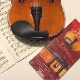 Wittner Zuerich Violin chinrest