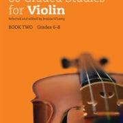 80 Graded Studies for Violin Book 2